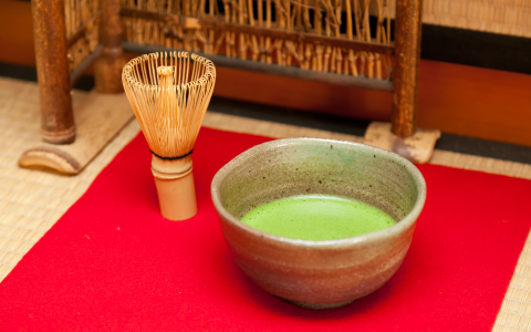 Matcha has so many good effects to health